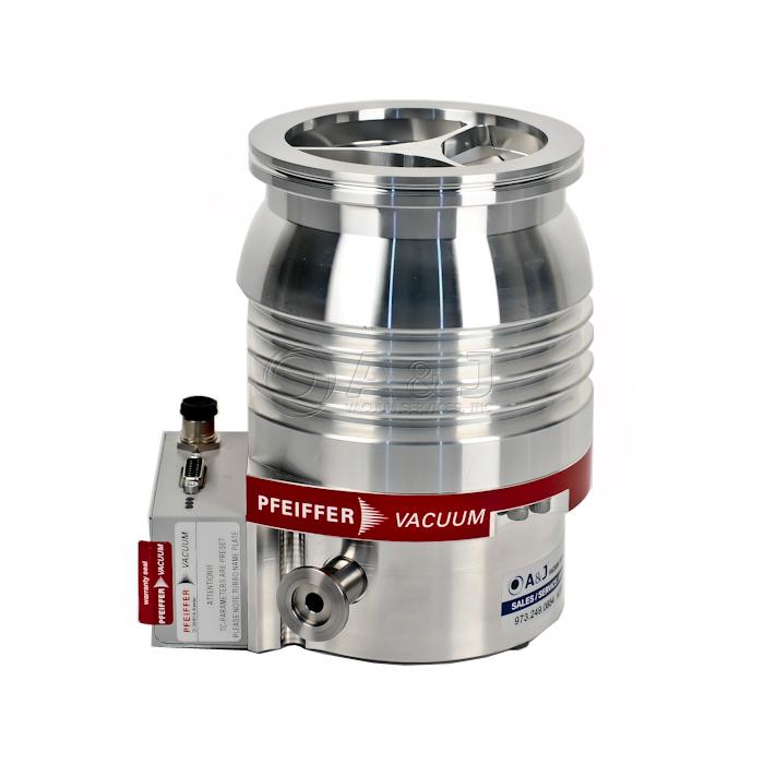Pfeiffer Turbo Pumps