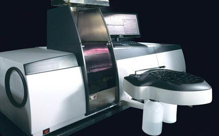 AA Spectrometer and Graphite Furnace
