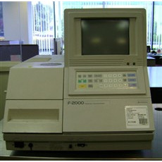 Hitachi Medical Systems Fluorescence F-2000