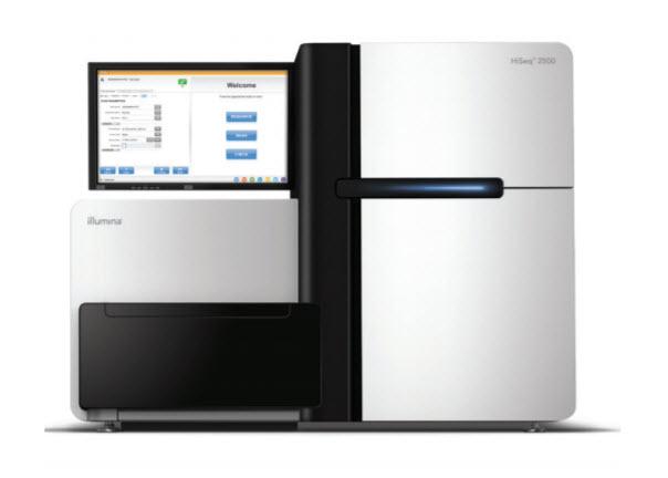 Illumina HiSeq 2500 Sequencing System