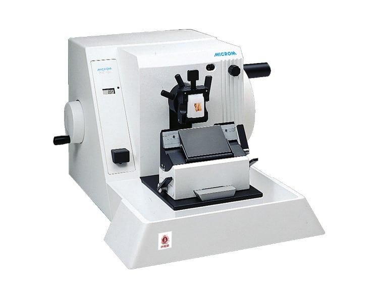 Microm HM Microtome