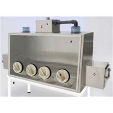 Stainless Steel Glove Box