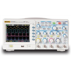 USB Digital Storage Oscilloscope