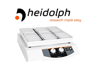 Heidolph Mixers and Temperature-Controlled Shakers