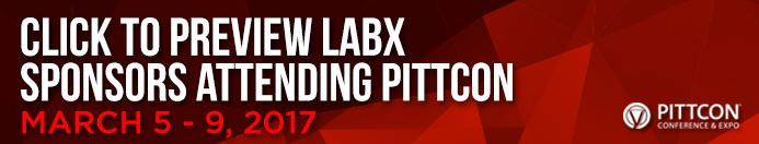 LabX Pittcon 2017